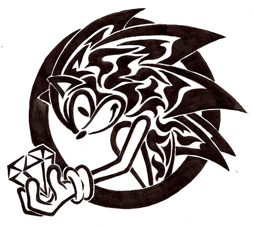 15 Sonic Tattoo Designs