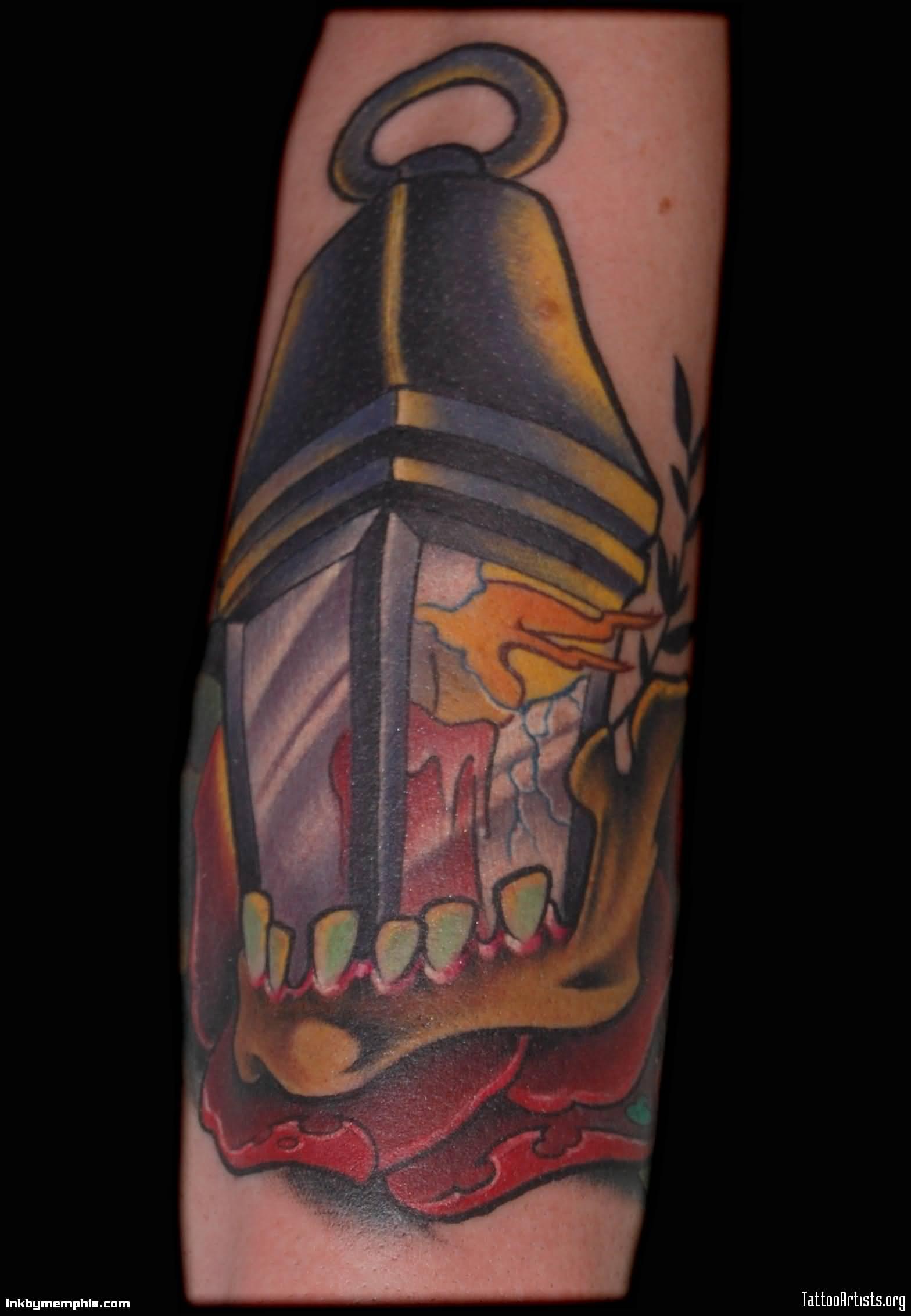 51+ Latest Lantern Tattoos Collection