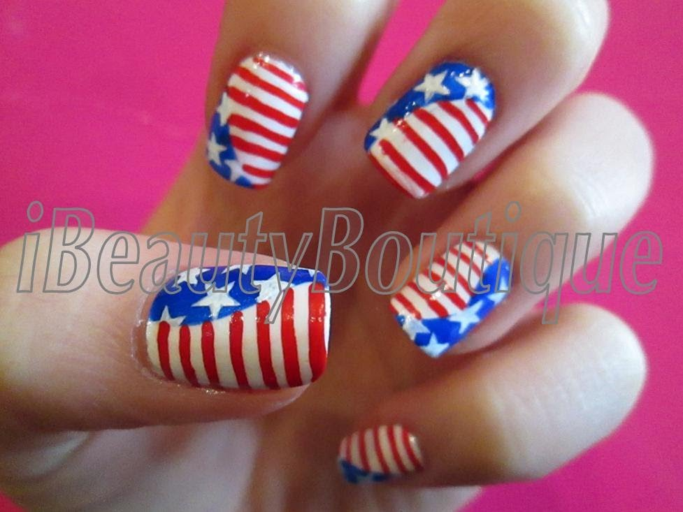 The best 4th july nail art designs for some fun diy time with your.
