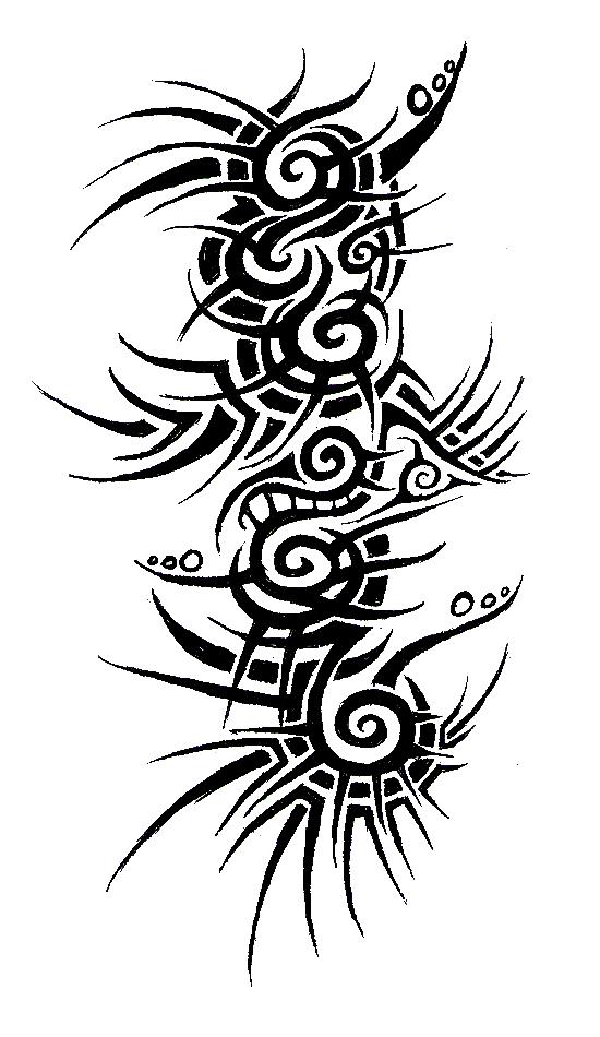 30 spiral tattoo designs. Black Bedroom Furniture Sets. Home Design Ideas