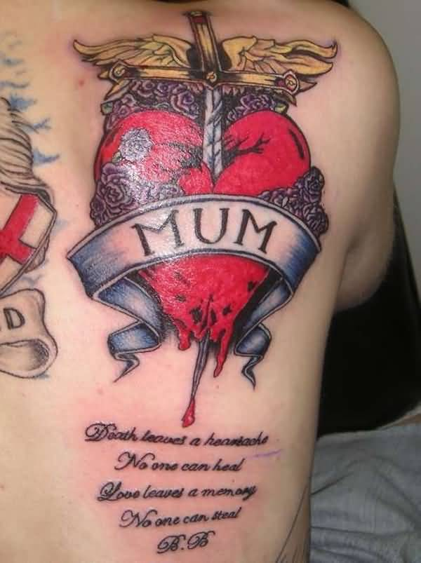 50 remembrance tattoos for mom. Black Bedroom Furniture Sets. Home Design Ideas