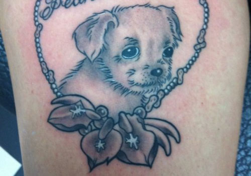 18+ Remembrance Tattoos On Shoulder