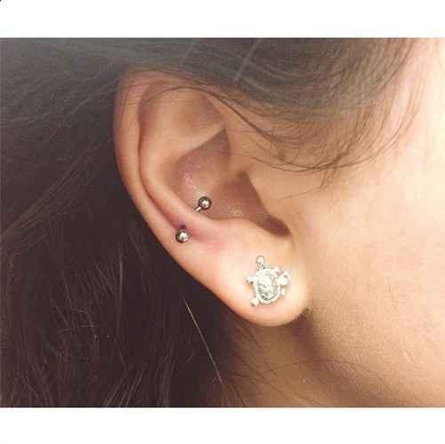 15+ Snug Piercing For Girls Ear Piercings Snug