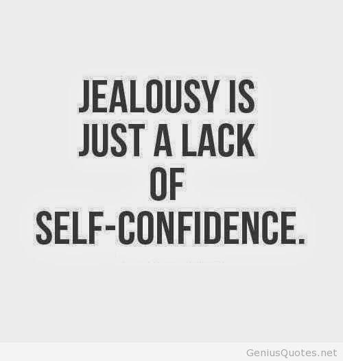 Jealousy Quotes - Askideas.com