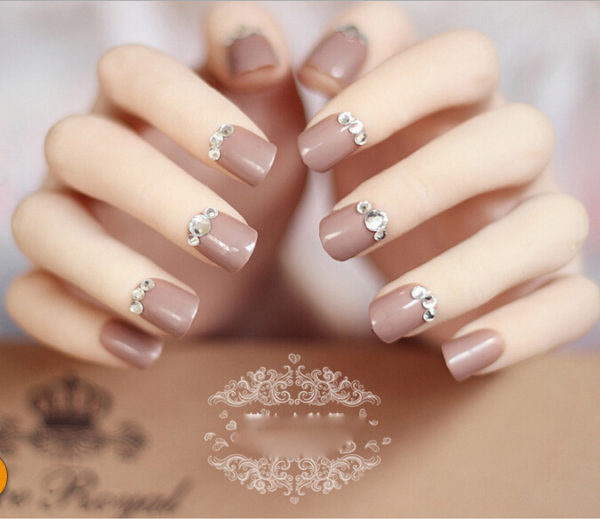Nail art designs for short nails 2016 best nails 2018 50 most stylish short nail art design ideas short nails 44 prinsesfo Images