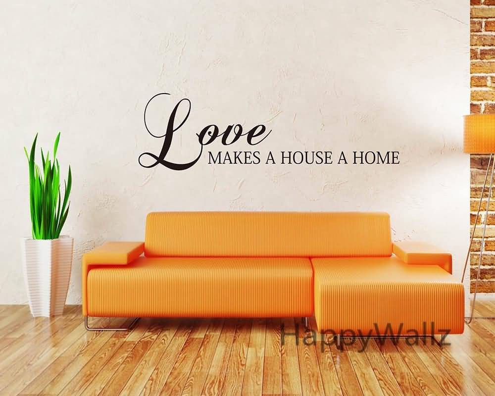 Home your feet may leave but not our heart for Home construction quotes