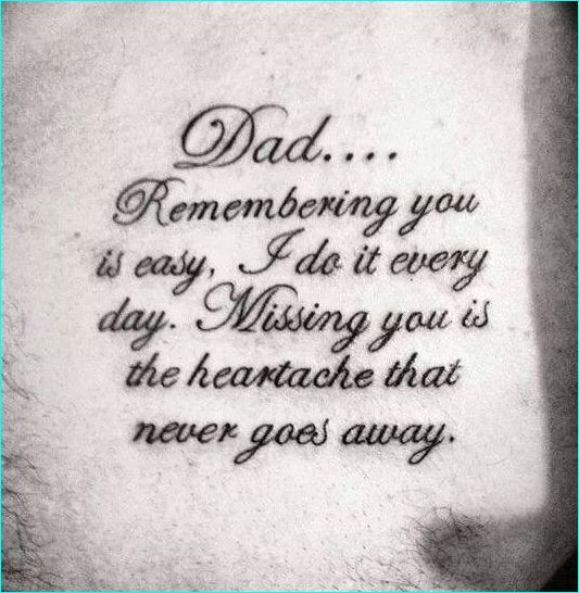 17 Memorial Tattoo Quotes Ideas: 50+ Latest Remembrance Tattoos