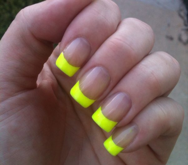 Yellow Nails After Using Nail Polish
