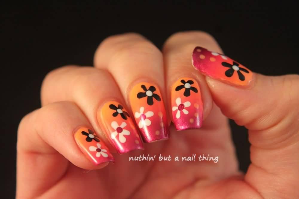 60 Classy Gradient Nail Art Designs