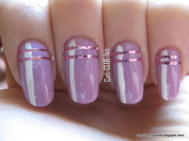 Nail Art With Tape Strips: Nuthin but a nail thing striping tape ...