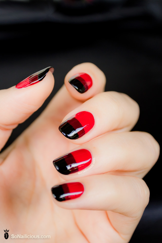 Nail Art In Red The Best Inspiration For Design And Color Of The Nails