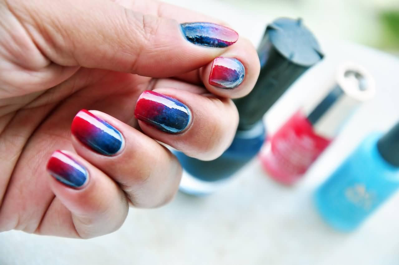 67 Best Red Nail Art Design Ideas