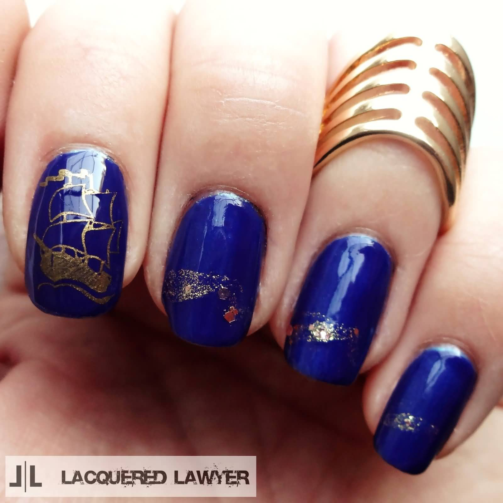 Peter Pan Nails: 45 Most Beautiful Pirate Nail Art Designs For Trendy Girls