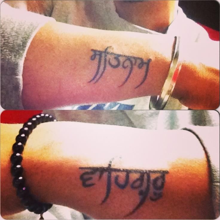 Punjabi Tattoos Posts: 51+ Nice Punjabi Tattoos Collection