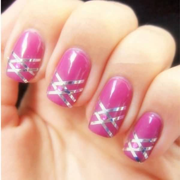 Where to buy nail tape best nails 2018 55 best striping tape nail art design ideas prinsesfo Choice Image