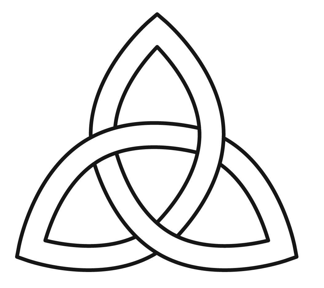 40 celtic endless knot tattoo simple black celtic endless knot tattoo design biocorpaavc