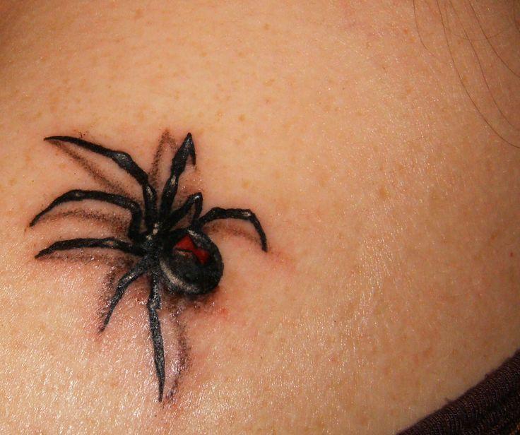 75 Best Black Widow Tattoos Ideas