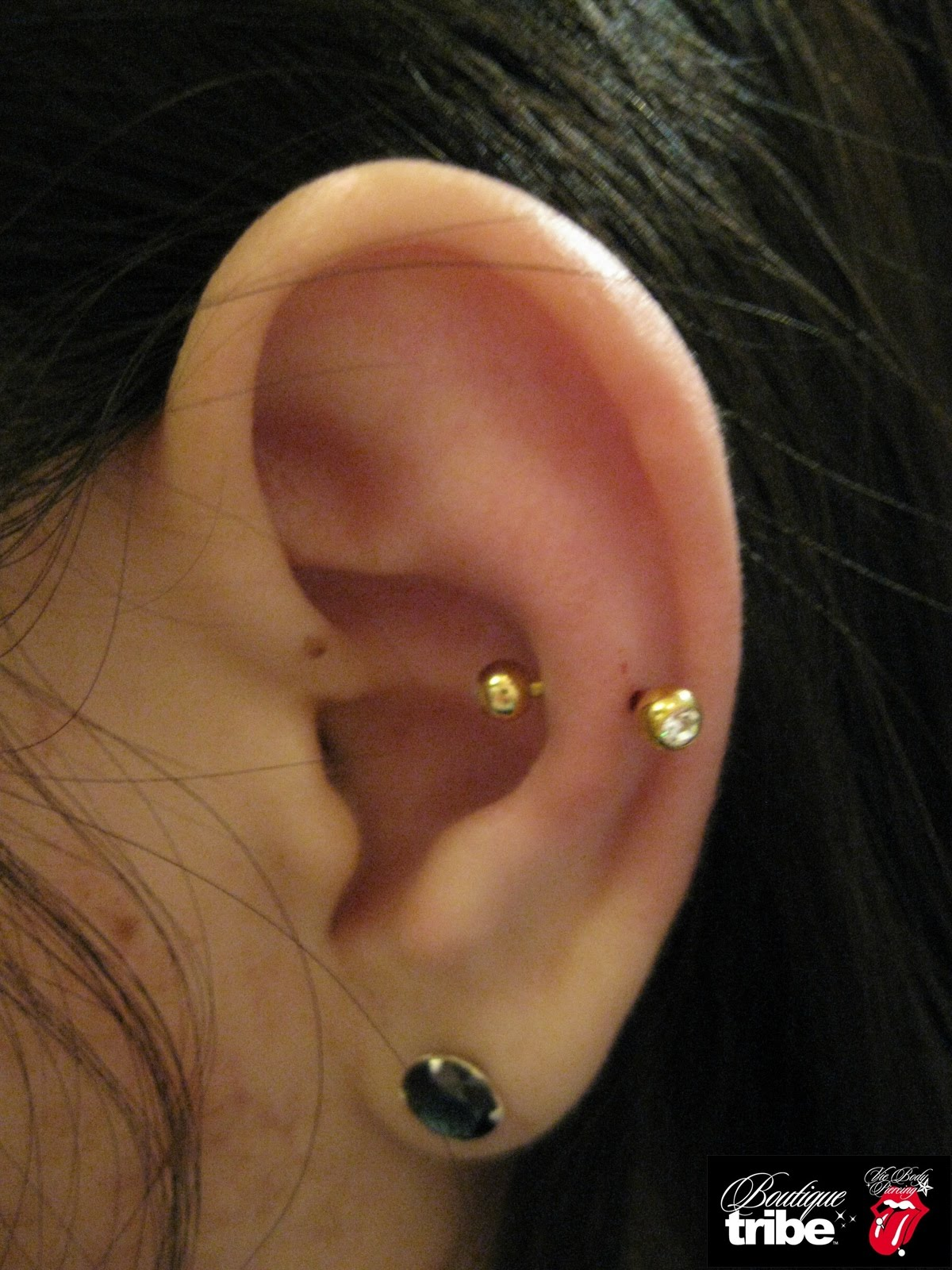 42+ Snug Piercing Pictures And Ideas Ear Piercings Snug