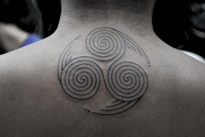 66 Latest Spiral Tattoos