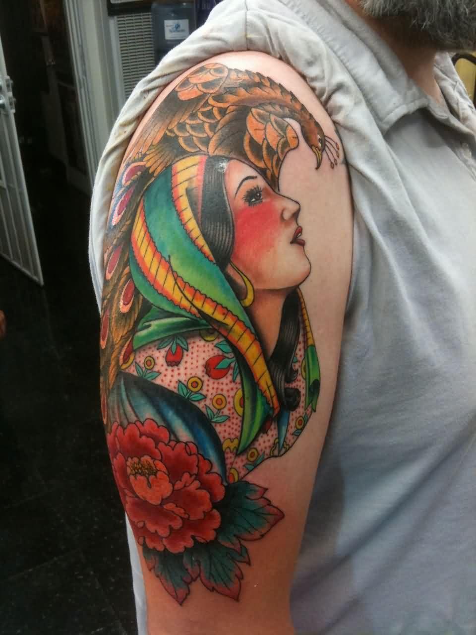 22+ Traditional Western Tattoos
