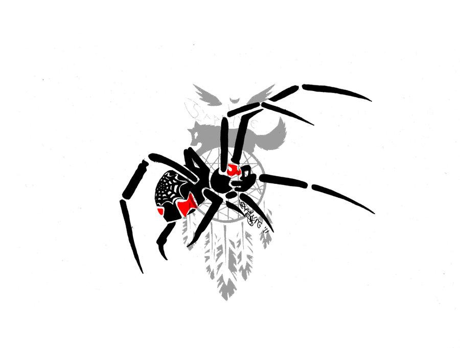 20 black widow tattoo designs. Black Bedroom Furniture Sets. Home Design Ideas