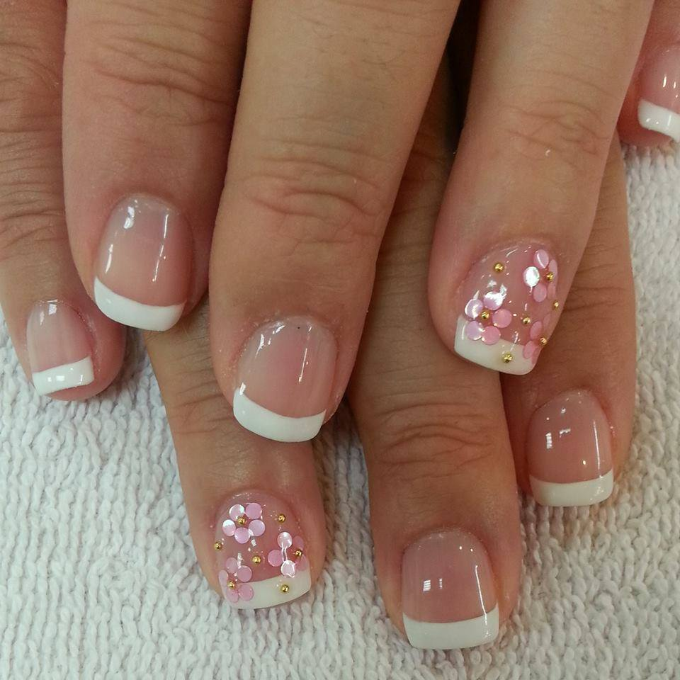 Ideas For Short Nails Easy Nail Art: 50 Most Stylish Short Nail Art Design Ideas