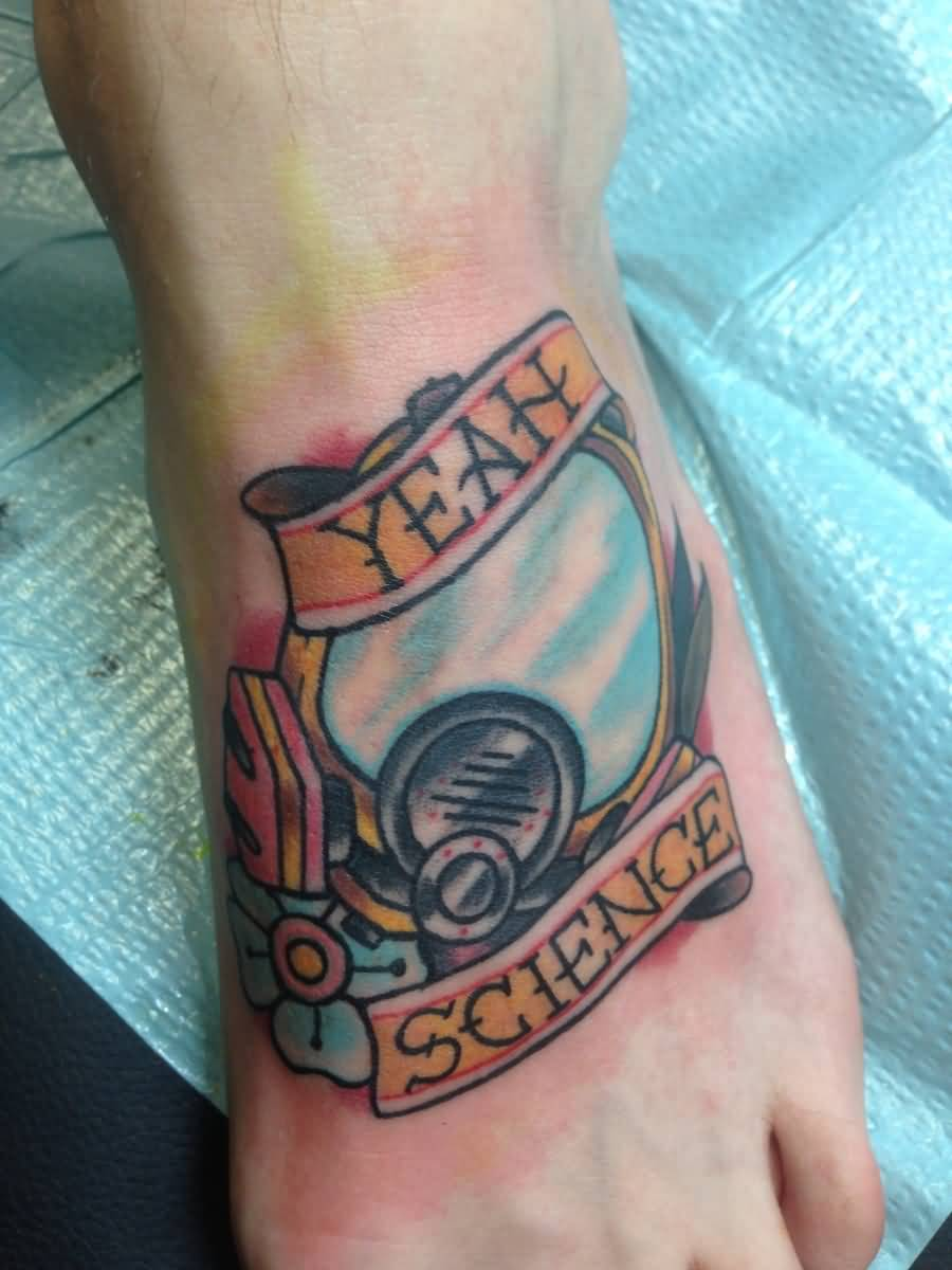 70 science tattoos collection