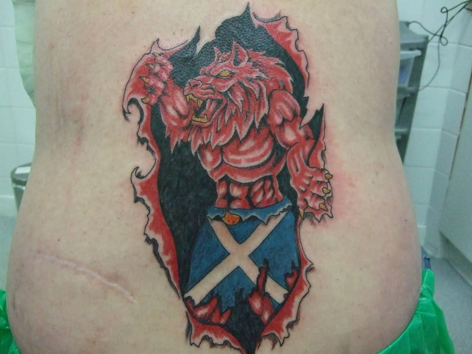 cda1d906c 65+ Awesome Scottish Tattoos And Ideas