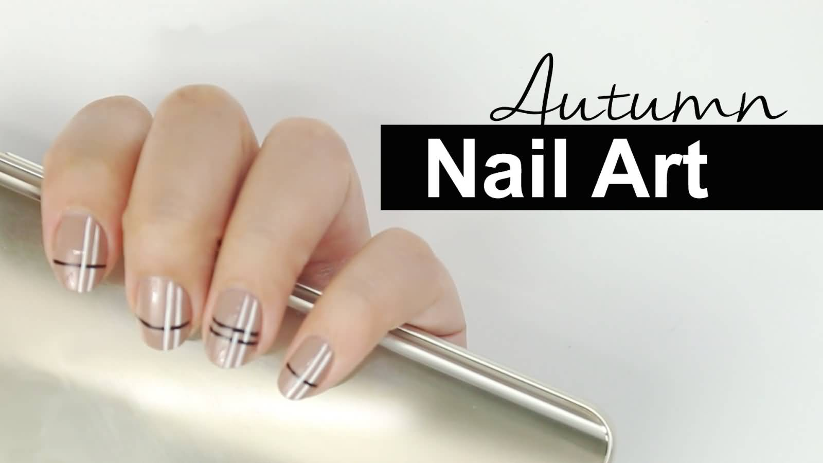 55+ Most Beautiful Beige Nail Art Design Ideas