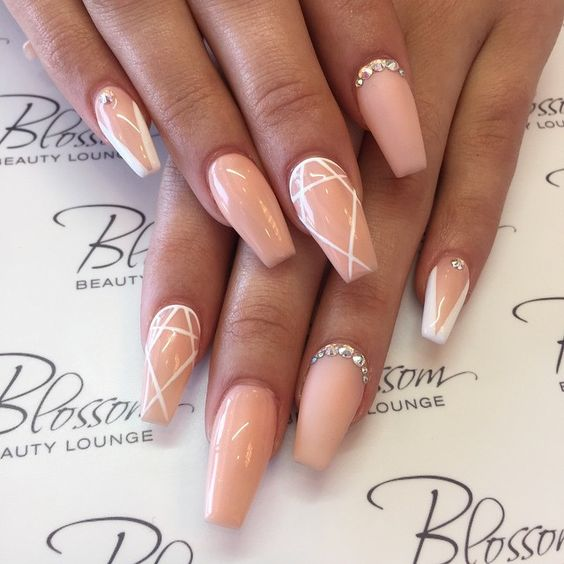 Diamond Nail Designs | Graham Reid