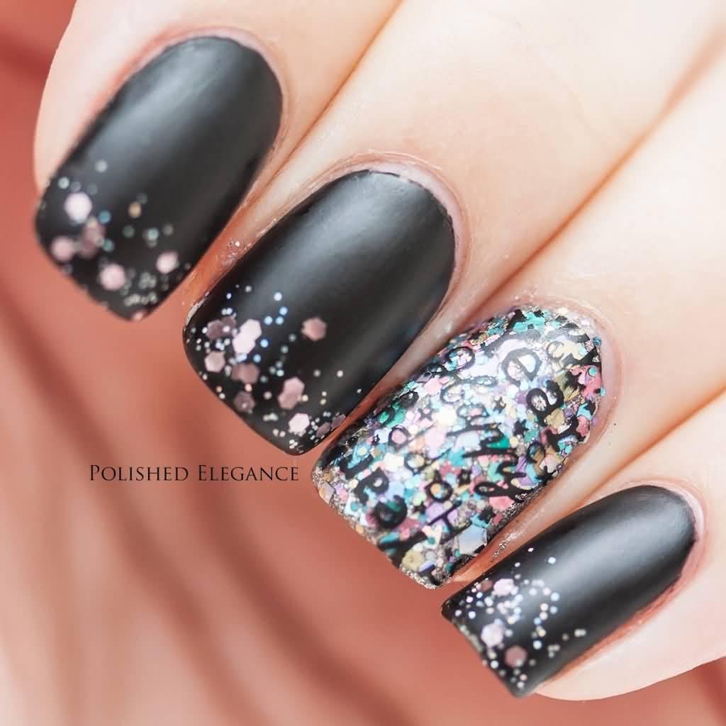 Gradient Nail Art: 70 Most Stylish Glitter Gradient Nail Art Ideas