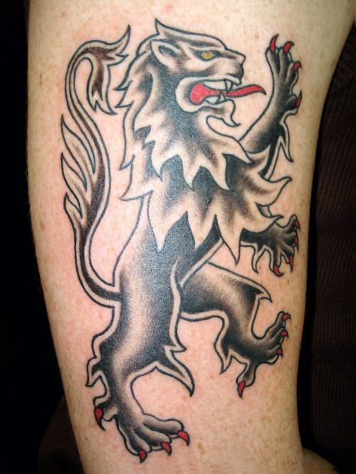 Scottish Sleeve Tattoos