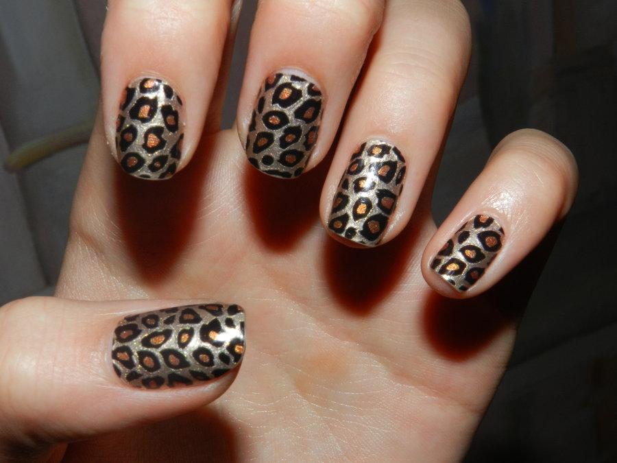 50+ Classy Brown Nail Art Design Ideas