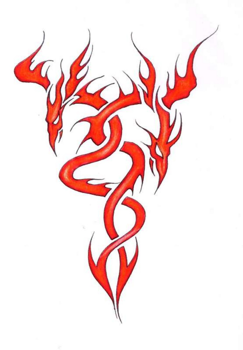 15+ Flame Tattoo Designs And Ideas