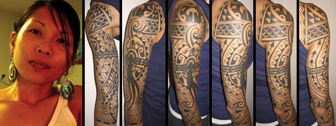64 Amazing Filipino Tattoos