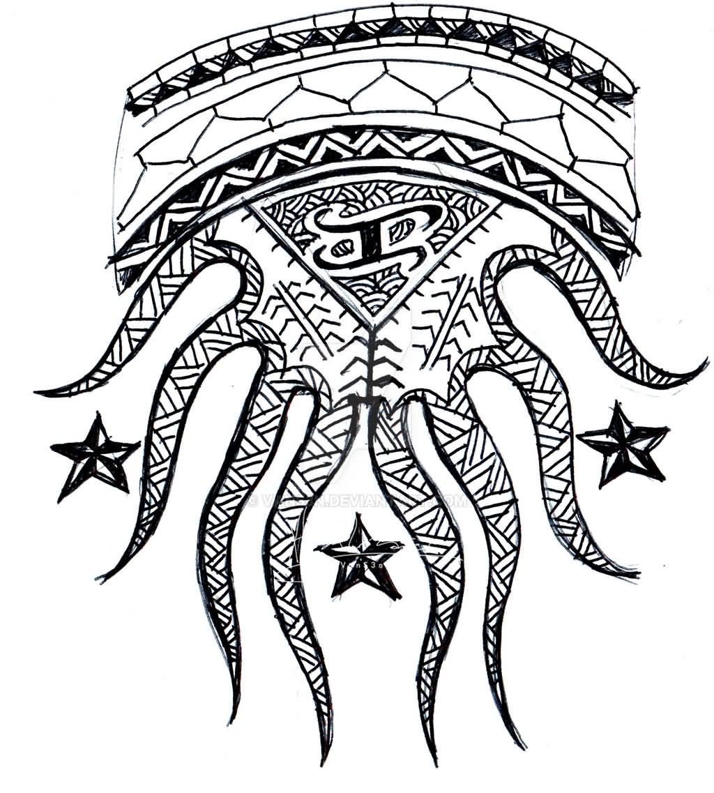 Filipino Tattoos Designs Ideas And Meaning: Filipino Tribal Sun Tattoo Design By Vans3n D5mqspb