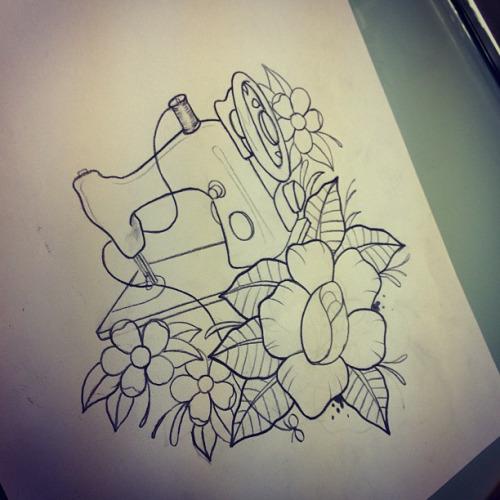 11 Sewing Tattoo Designs