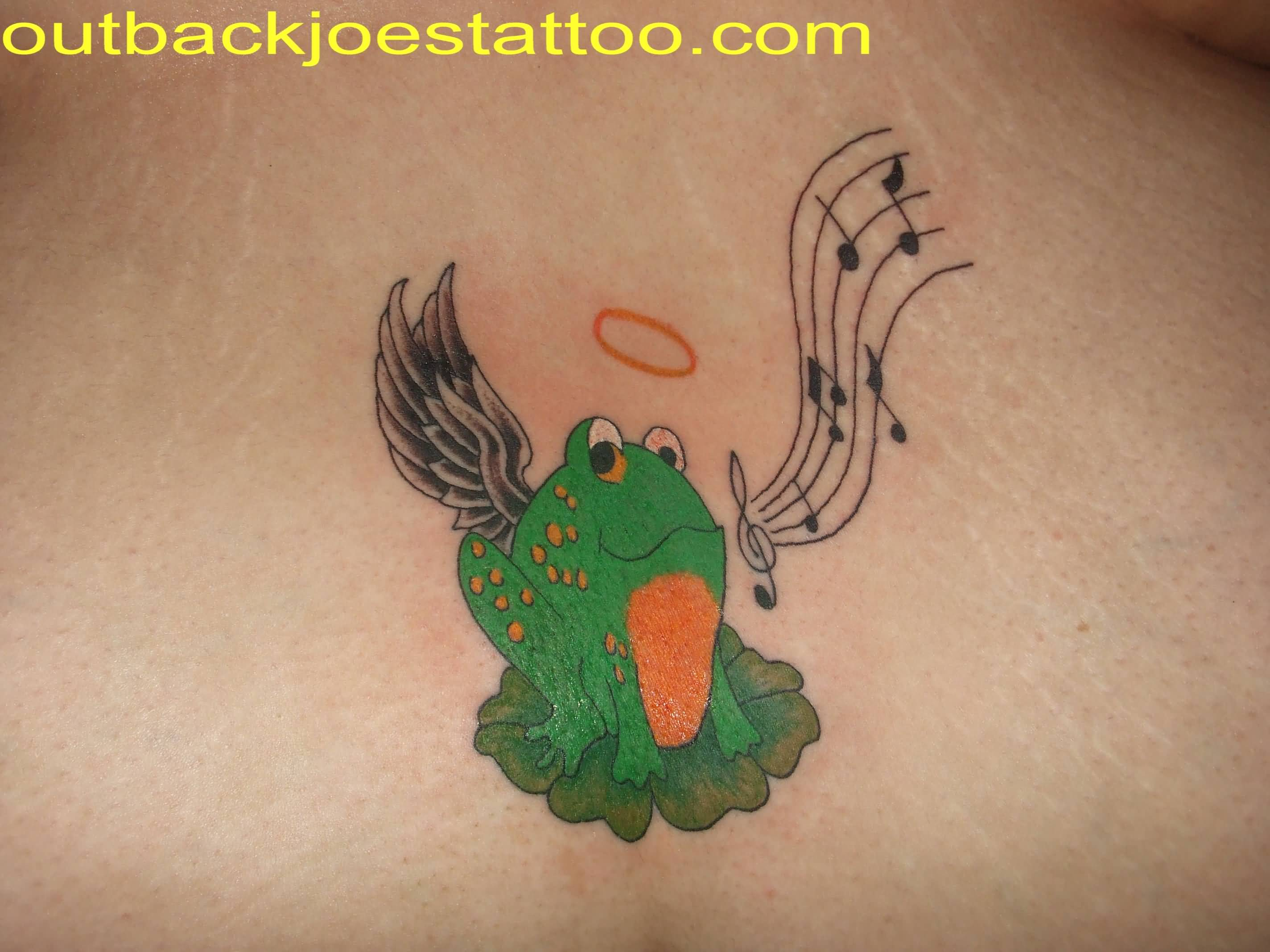 57 incredible frog tattoos and ideas