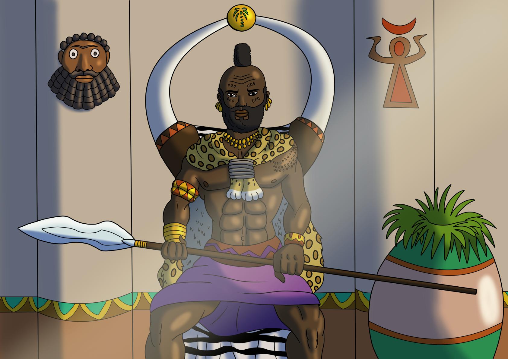 Hannibal Barca of Carthage (Art)