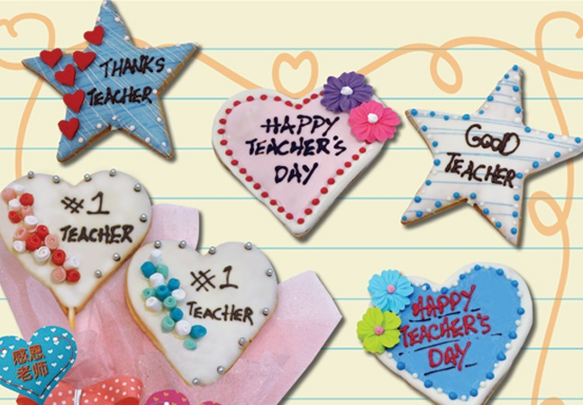 60 best teachers day wish pictures and images happy teachers day heart and star candies picture thecheapjerseys Choice Image