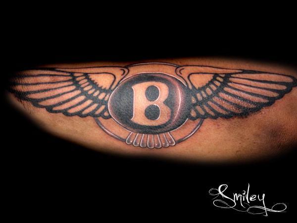 10 Latest Bentley Tattoos