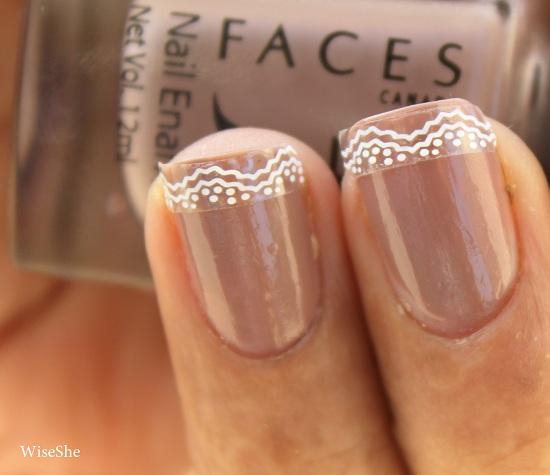 25 Most Beautiful Light Brown Nail Art Ideas
