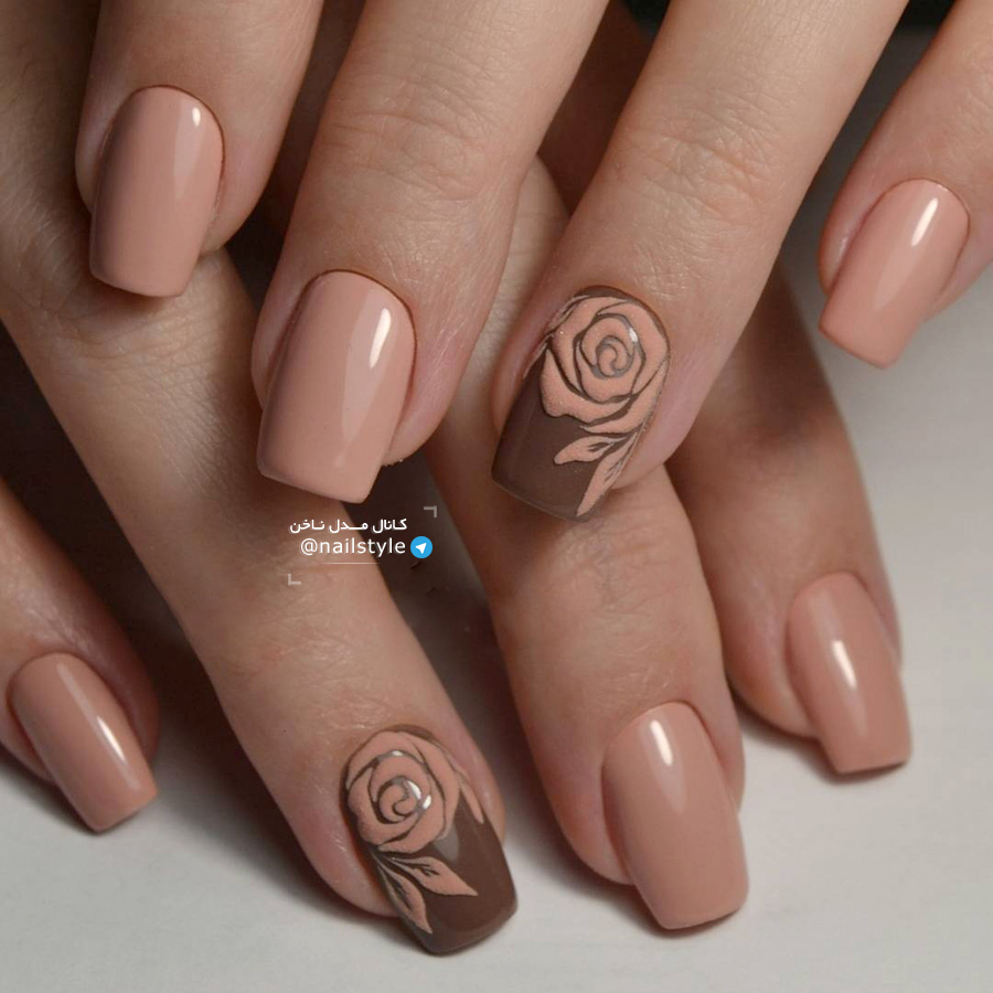 Fantastic Simple Flower Designs For Nails Image Embellishment - Nail ...