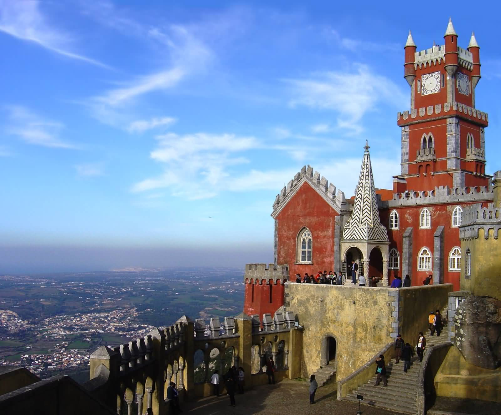 45 Adorable Pena Palace In Sintra Portugal Pictures And