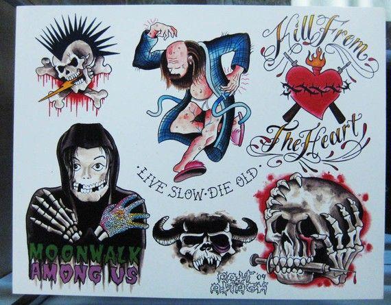 Tattoo punk Tattoo Punk