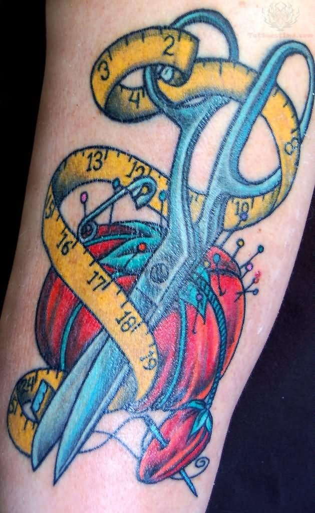 14+ Unique Quilting Tattoos Ideas : quilt tattoo - Adamdwight.com