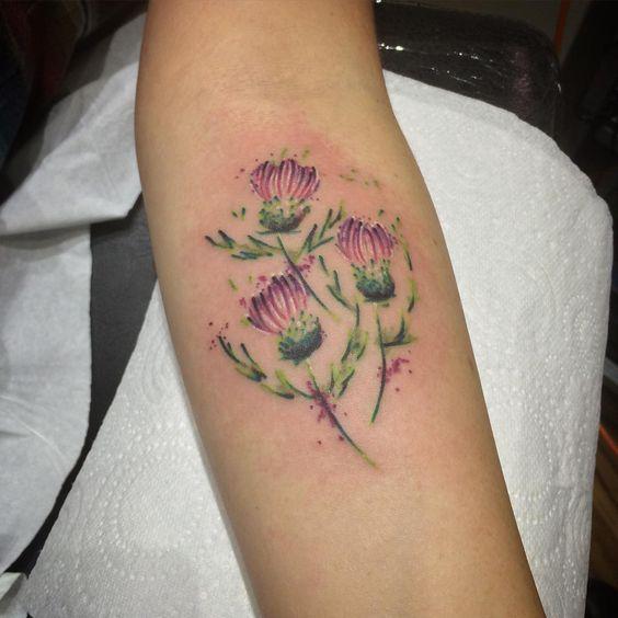 Scottish Themed Tattoos