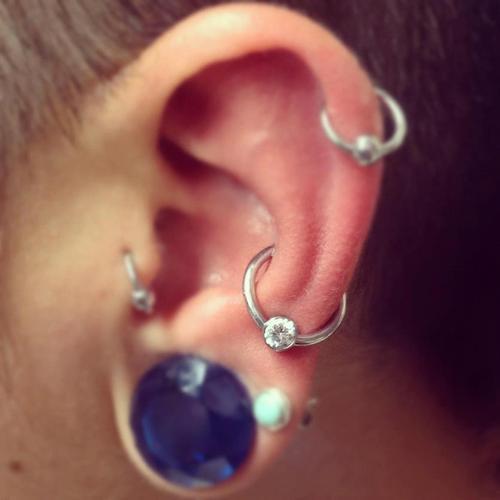 Conch Piercing Tumblr