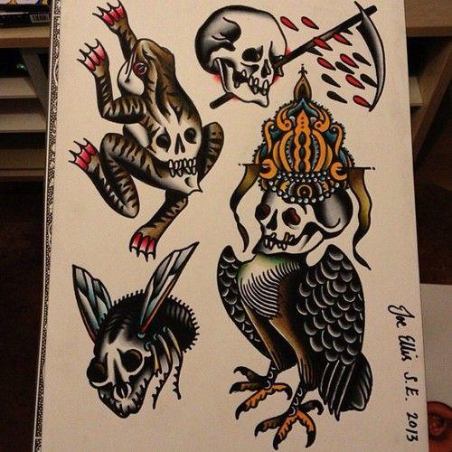 Goblet Tattoo On Forearm By Joe Ellis: 32+ Traditional Frog Tattoos