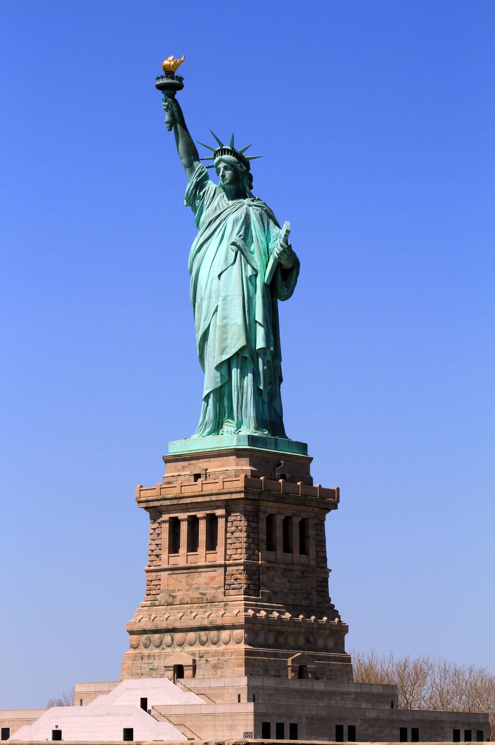 Statue of Liberty In A...